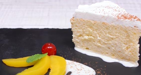receta del pastel de tres leches